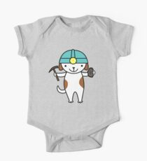 Cute Geologist Puppy Dog Kids Clothes