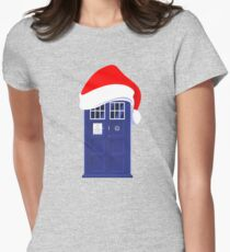 Santa Who Women's Fitted T-Shirt