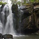Phantom Falls II, Lorne, Victoria, Australia by Derek Kan