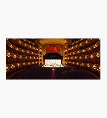 Teatro Colon Photographic Print