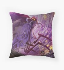 Ratchet & Clank Spider Cave Throw Pillow
