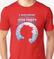 I Believe In Jack Frost Unisex T-Shirt