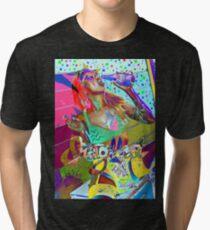 Fuego Tri-blend T-Shirt