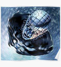 Pinhead Hellraiser Poster