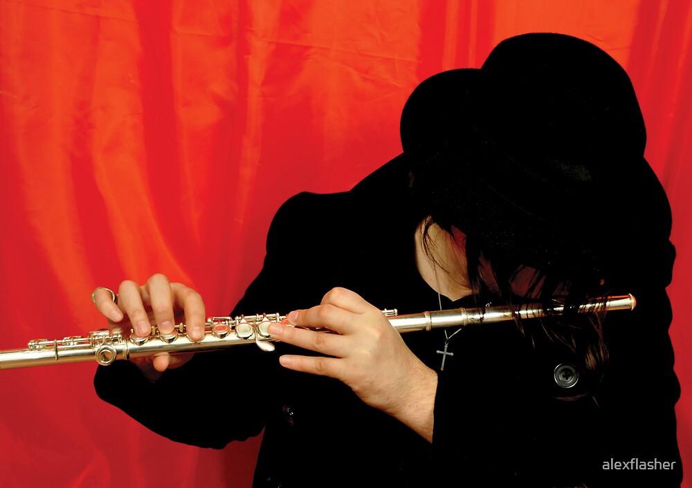 Flute by alexflasher