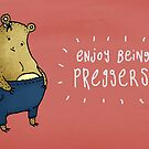 Enjoy Being Preggers! by Sophie Corrigan