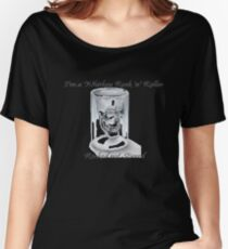 """Whisky Rock 'n"""" Roller Women's Relaxed Fit T-Shirt"""