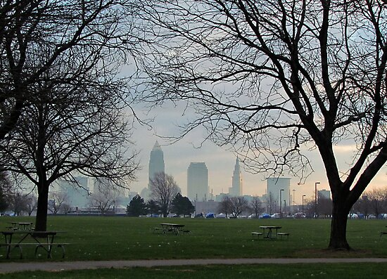 Good Morning, Cleveland by Nevermind the Camera Photography