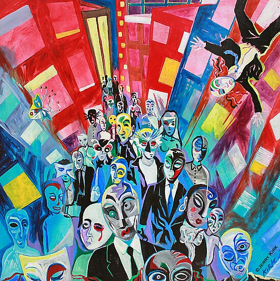 'EVERYDAY PARADE'  by Jerry Kirk