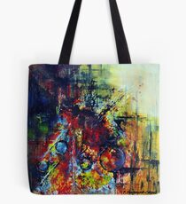 Pleiades, featured in Painters Universe, Artists Universe Tote Bag