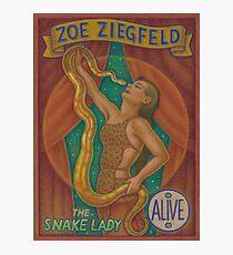 Zoe Ziegfeld Photographic Print