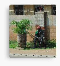 South Sudan Independence Day Canvas Print