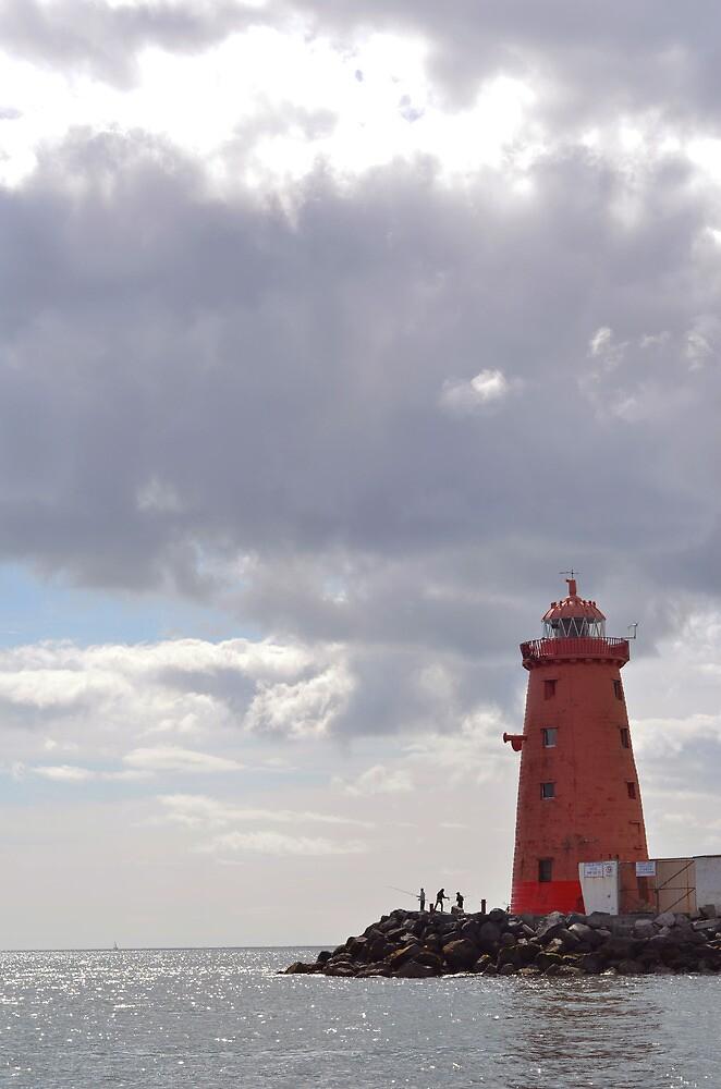 Dublin Lighthouse by Kevin Shannon