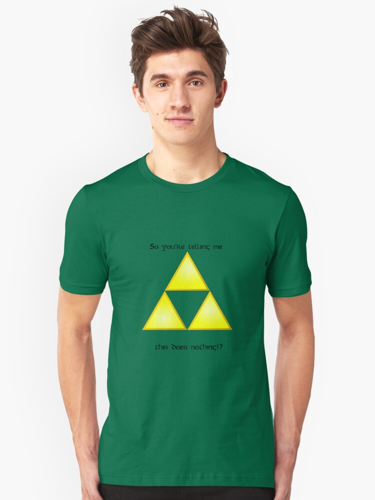 Useless Triforce by Floul1