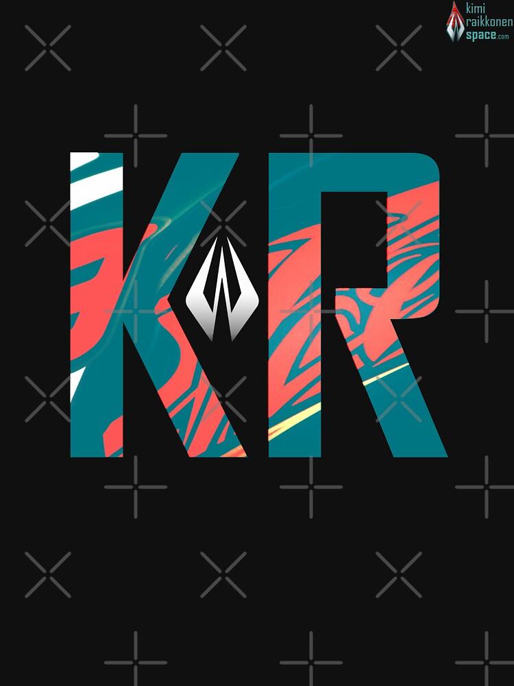 KR - Initials by evenstarsaima
