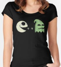 Pac-Jack Women's Fitted Scoop T-Shirt