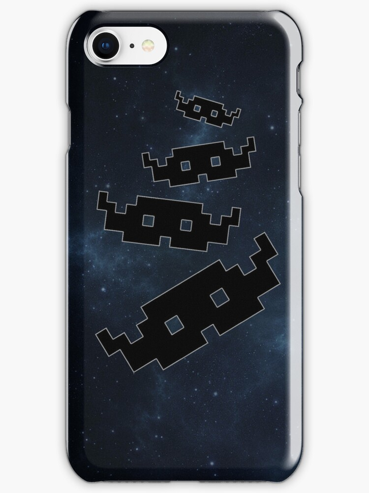Stash Invaders Case by UnsoundM