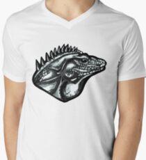 Dino  Men's V-Neck T-Shirt
