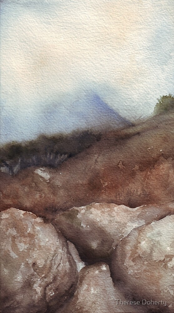 Landscape I (after Alan Lee) by Therese Doherty