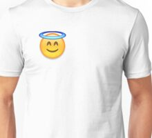 Angel emoji Unisex T-Shirt