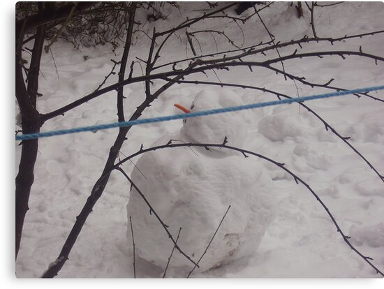 Snowboy by illman