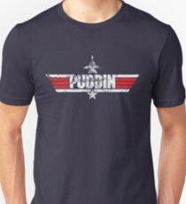 Custom Top Gun Style - Puddin T-Shirt