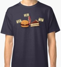 Occupy Stomach Classic T-Shirt