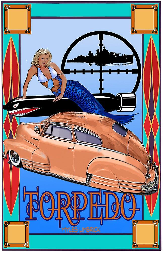 The Torpedo by Myles Limbrick