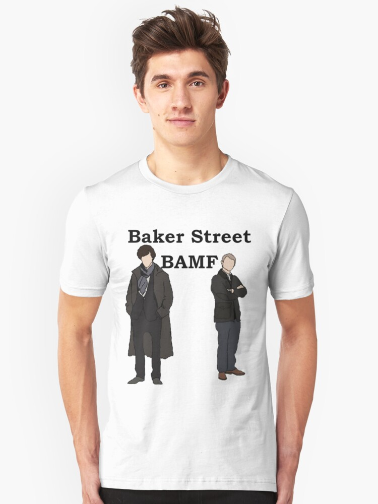 Baker Street BAMF by Coulblackriver