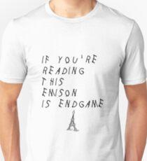 Emison is ENDGAME Unisex T-Shirt