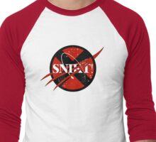 The Right Stuff, Bub! (Buckle colours) Men's Baseball ¾ T-Shirt