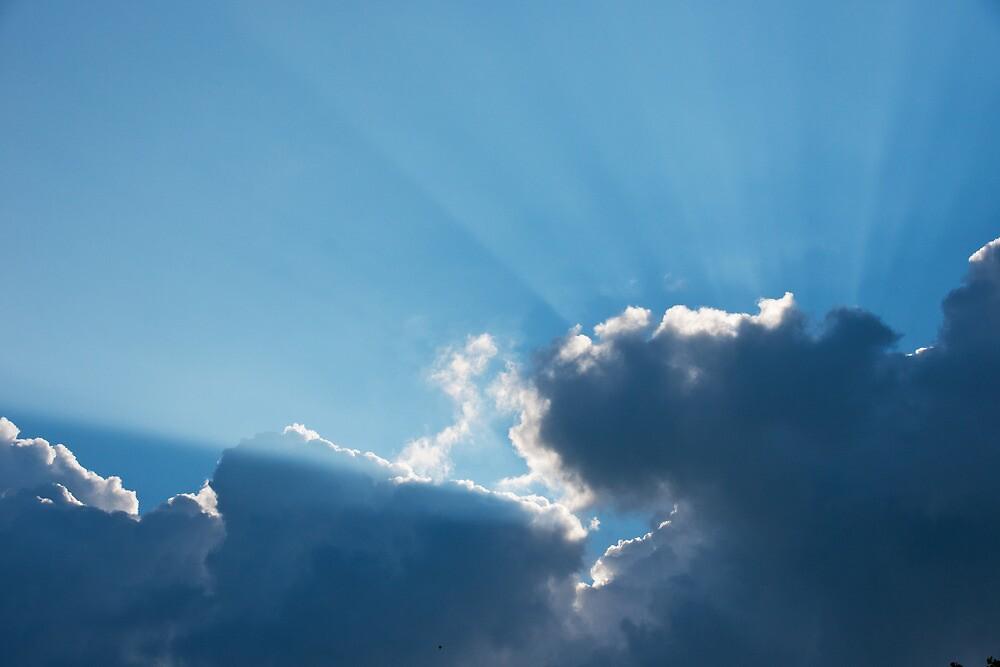 Heavenly Light by StonePhotos