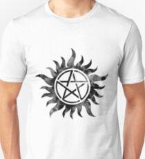 Anti-Possesion (black) Unisex T-Shirt