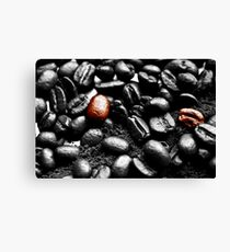 Coffee Beans SC Canvas Print