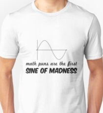 sine of madness Slim Fit T-Shirt