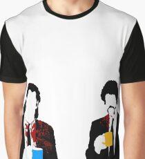 Camiseta gráfica Café gourmet