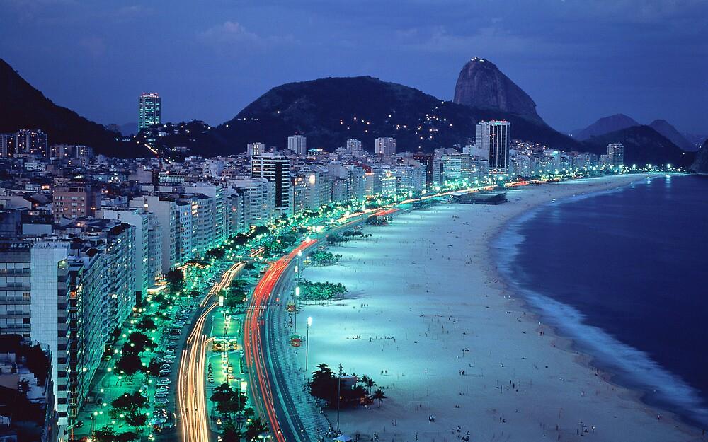 Rio De Janairo by mmontoya31