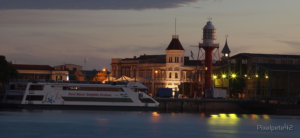 Fishermans wharf by Pixelpete42