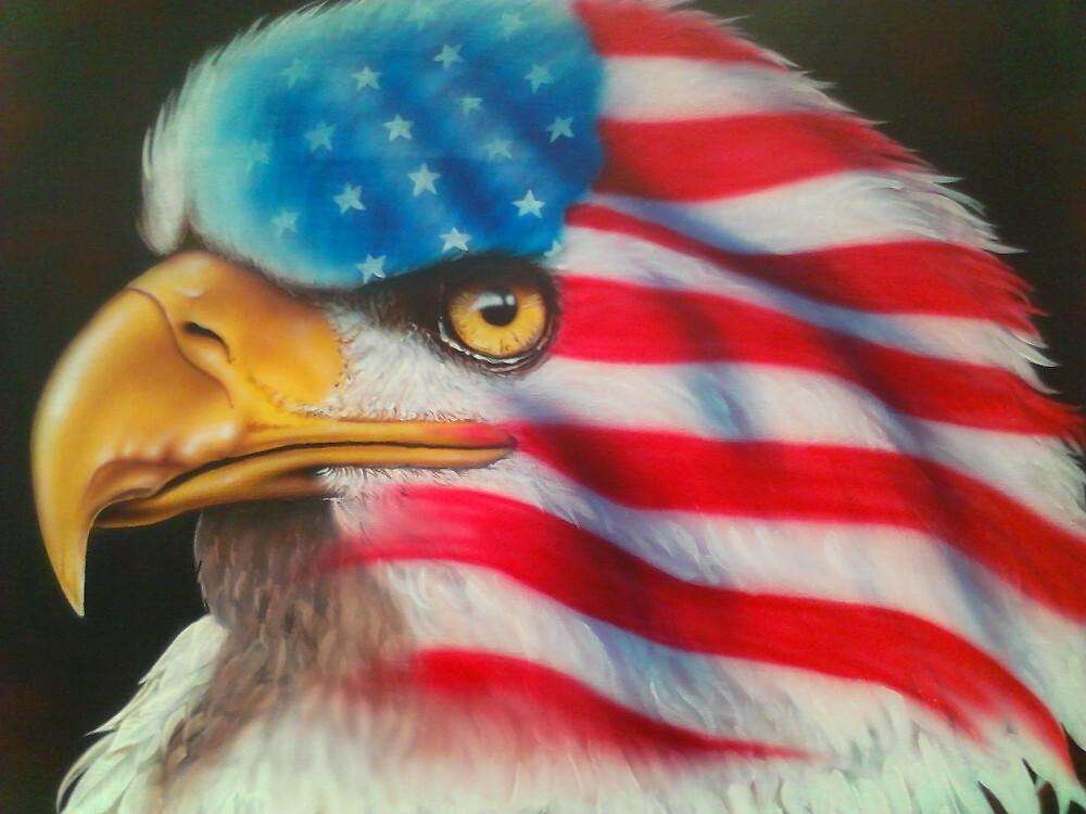 American Pride by RobinsonArt