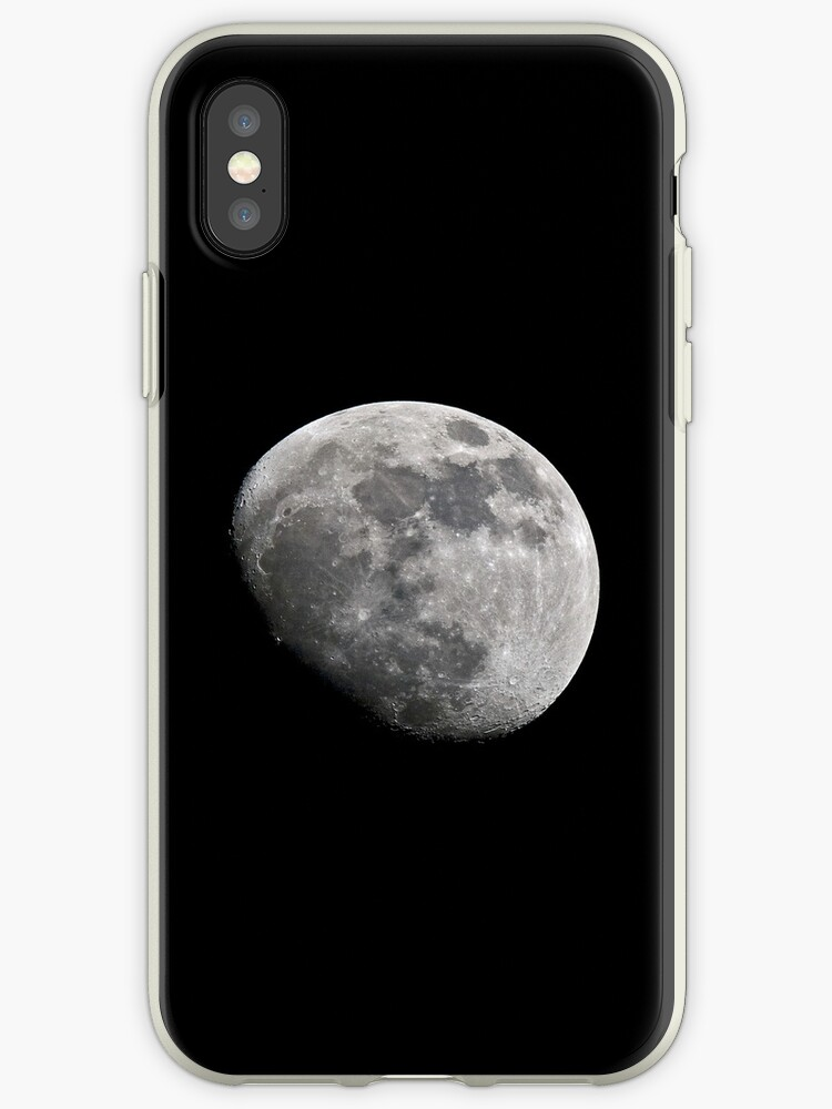Moon iPhone Case by rtishner1