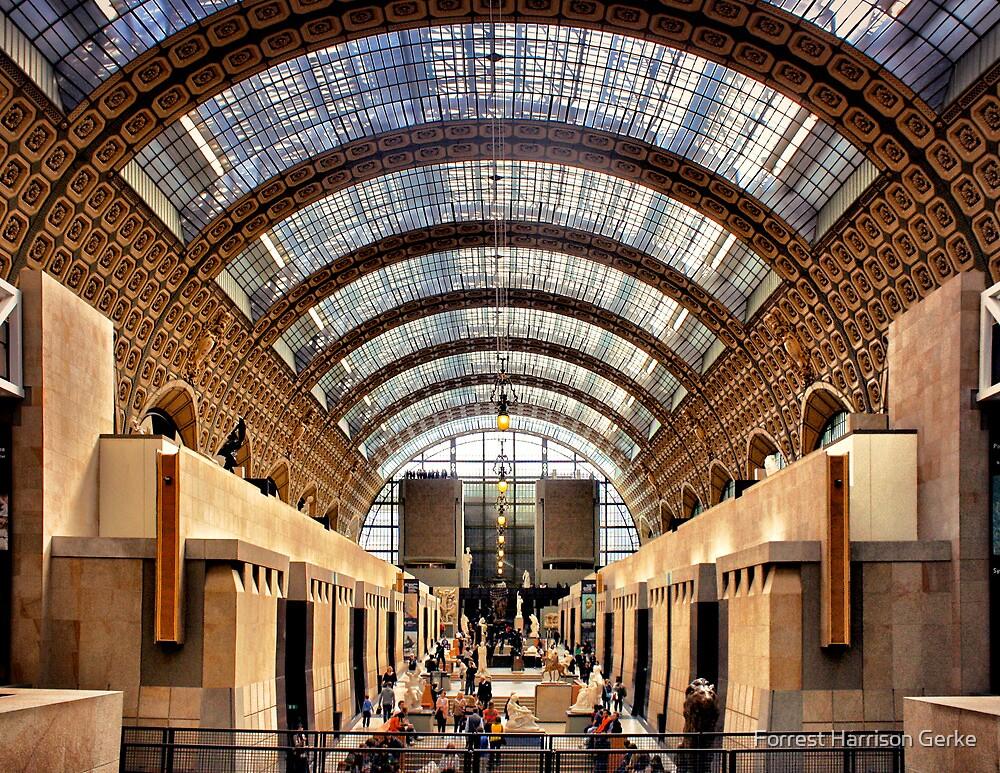 The Musée d'Orsay, Paris by Forrest Harrison Gerke