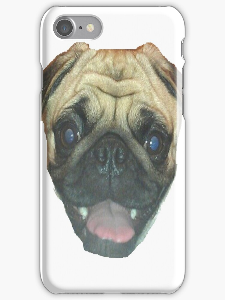 Pugsler Daisy by WittyWearables