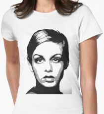 Twiggy  Women's Fitted T-Shirt