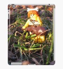 LEGO Cave Woman  iPad Case/Skin