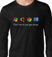 Get Along Long Sleeve T-Shirt