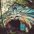Spreepark, Berlin by Wanagi Zable-Andrews