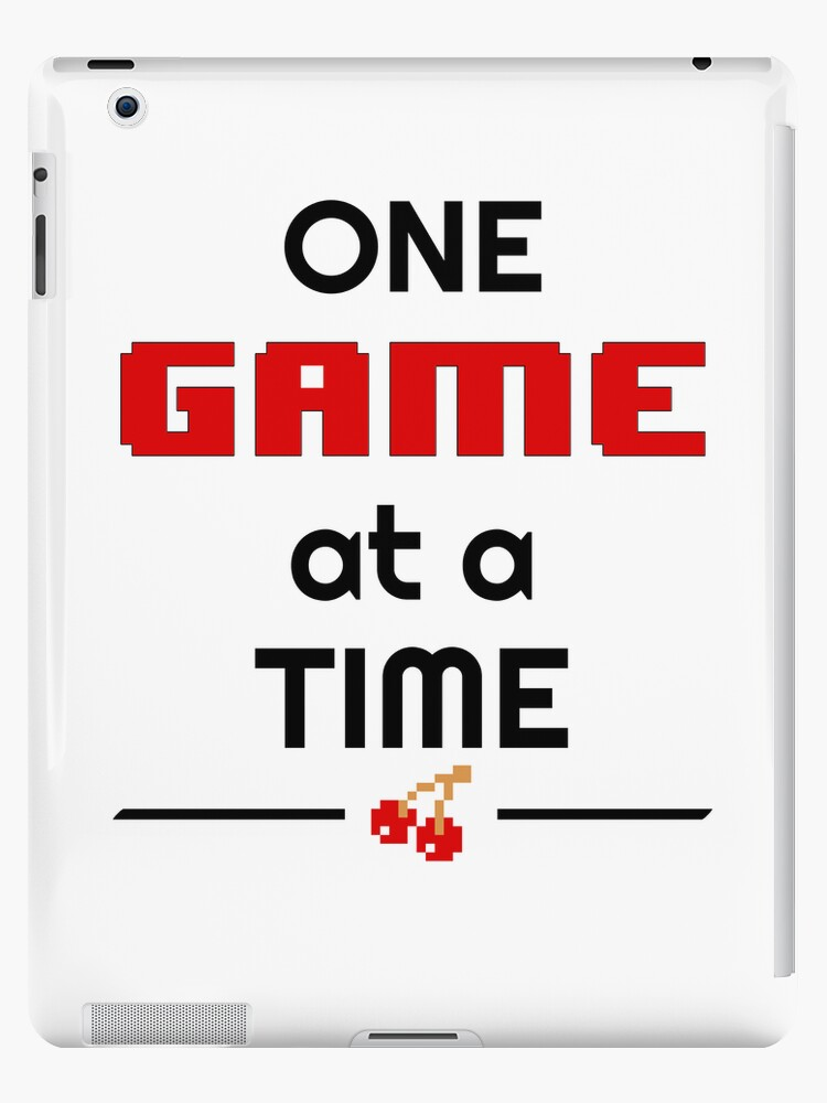 One Game at a Time by RJ Balde