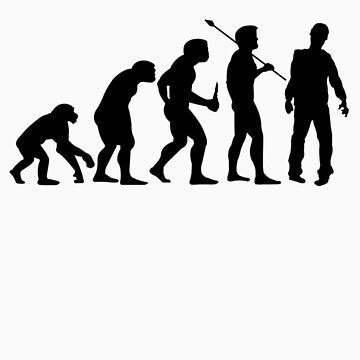 Zombie Evolution by panzerfreeman