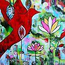 Flight of Colour  by Rachel Ireland Meyers