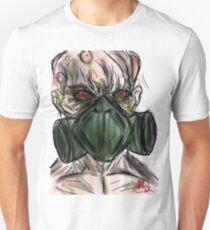 mutant gas mask  Unisex T-Shirt